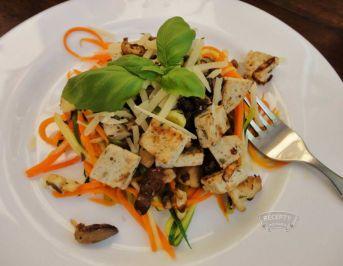 Zeleninove spagety recepty